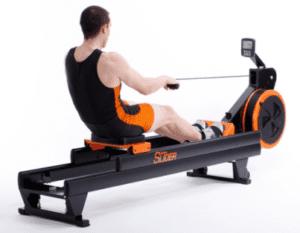 Slider Dynamic Rowing Machine