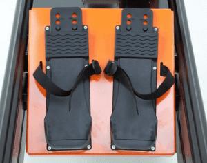 WaterRower Slider Dynamic Footrests