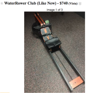 WaterRower Promo
