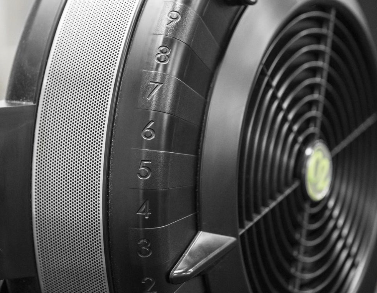 Concept2 Model E Rowing Machine Damper