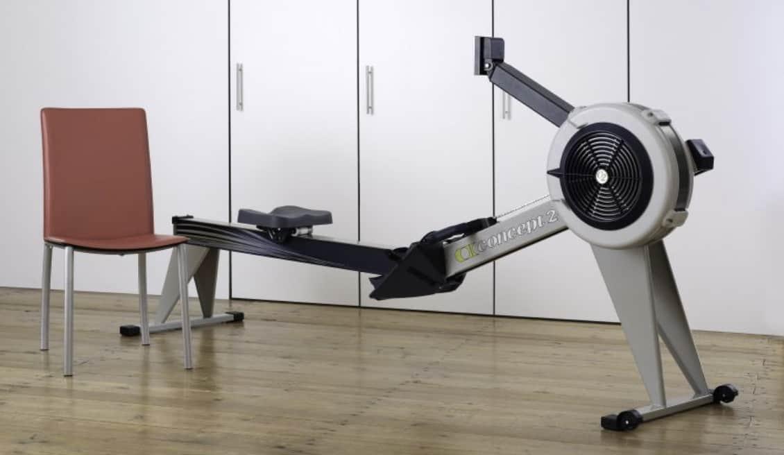 Concept2 Model E Seat Height