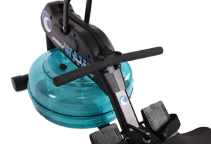 wave rower rowing machine