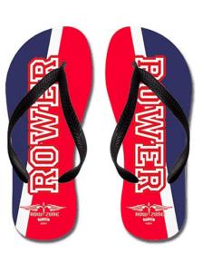 Rowing Flip Flops
