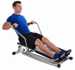 Stamina 1215 Compact Rowing Machine