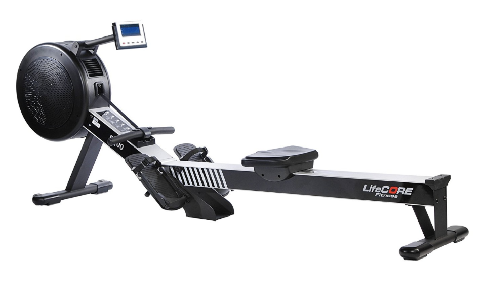 LifeCore R100 Commercial Rower