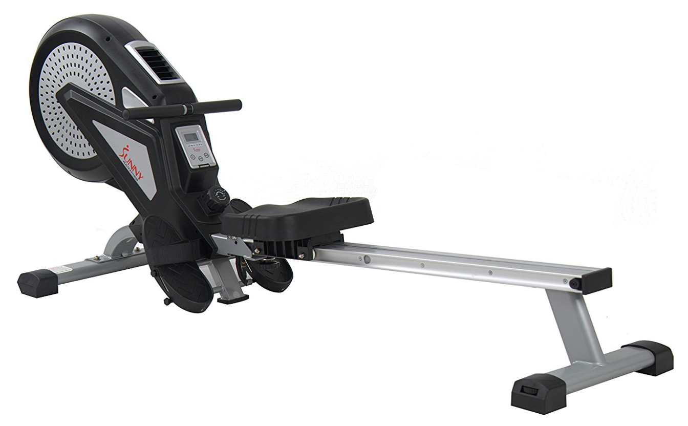 High Weight Capacity Rowing Machine Models All Resistance