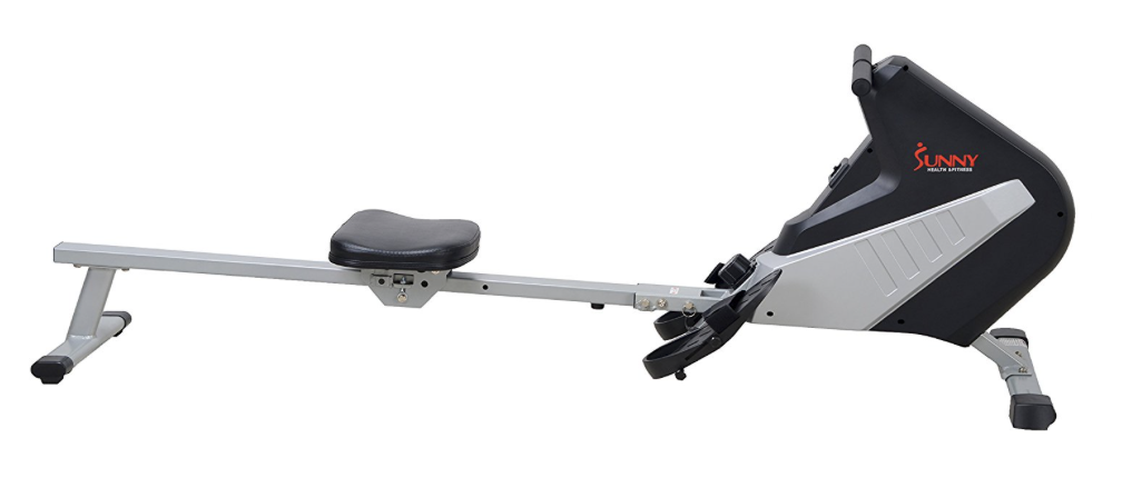 Sunny Health & Fitness SF-RW5634 Magnetic Rowing Machine Capacity