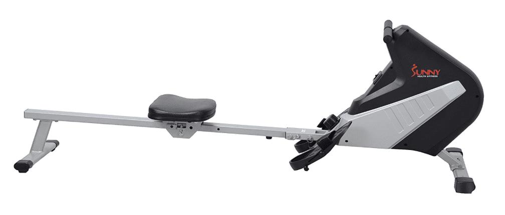Sunny Health & Fitness SF-RW5634 Magnetic Rowing Machine Capacity
