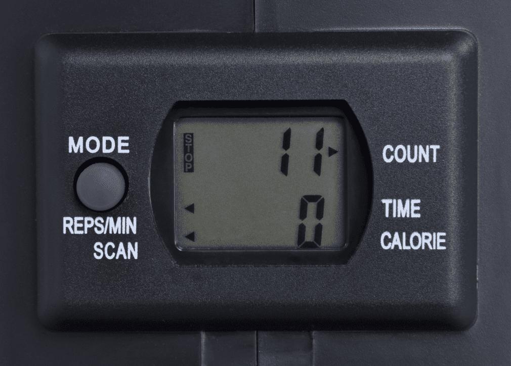Sunny Health & Fitness SF-RW5634 Monitor