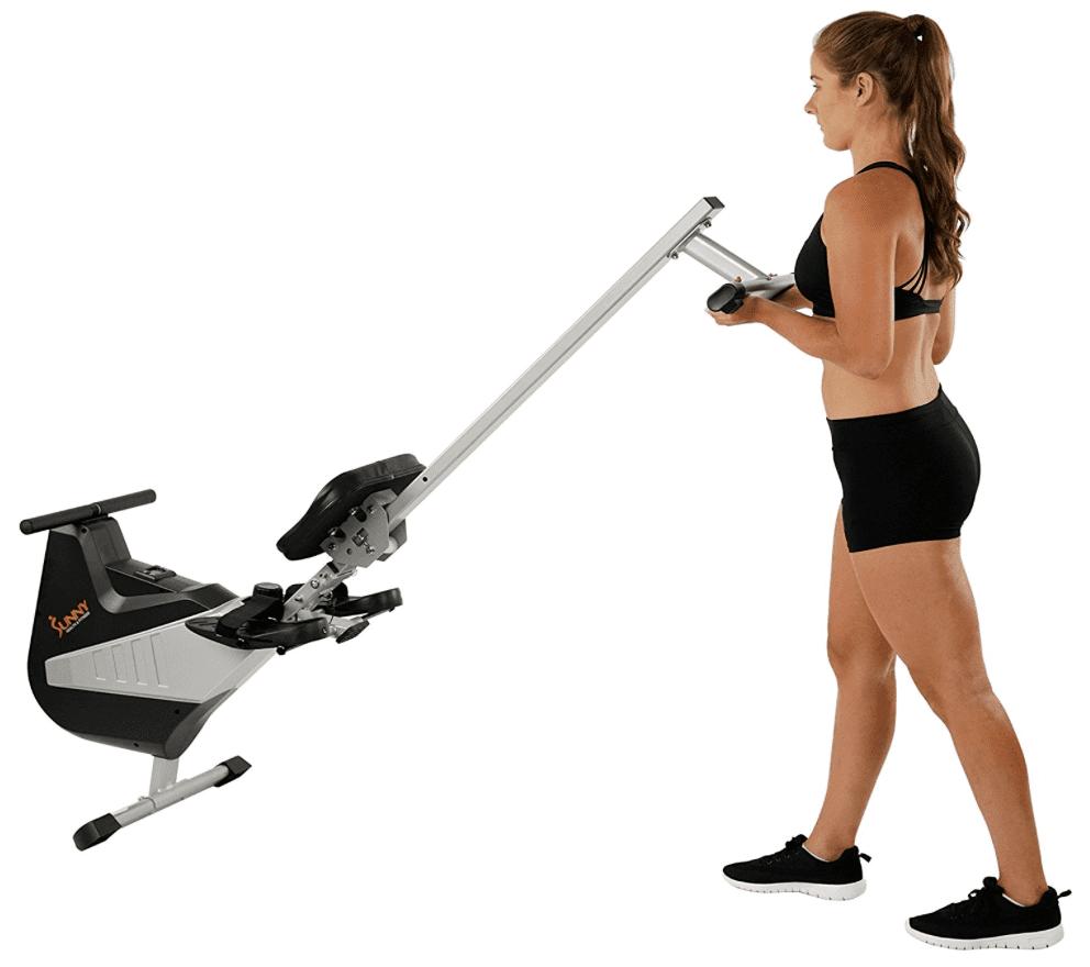 Sunny Health & Fitness SF-RW5634 Wheels