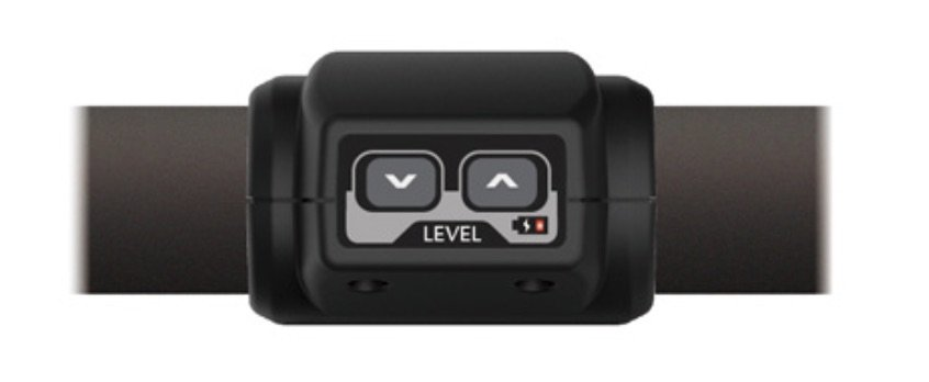 Handle Monitor Spirit Rower