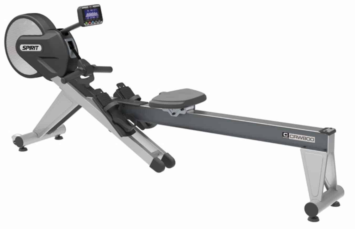 Spirit CRW800 Rower Review