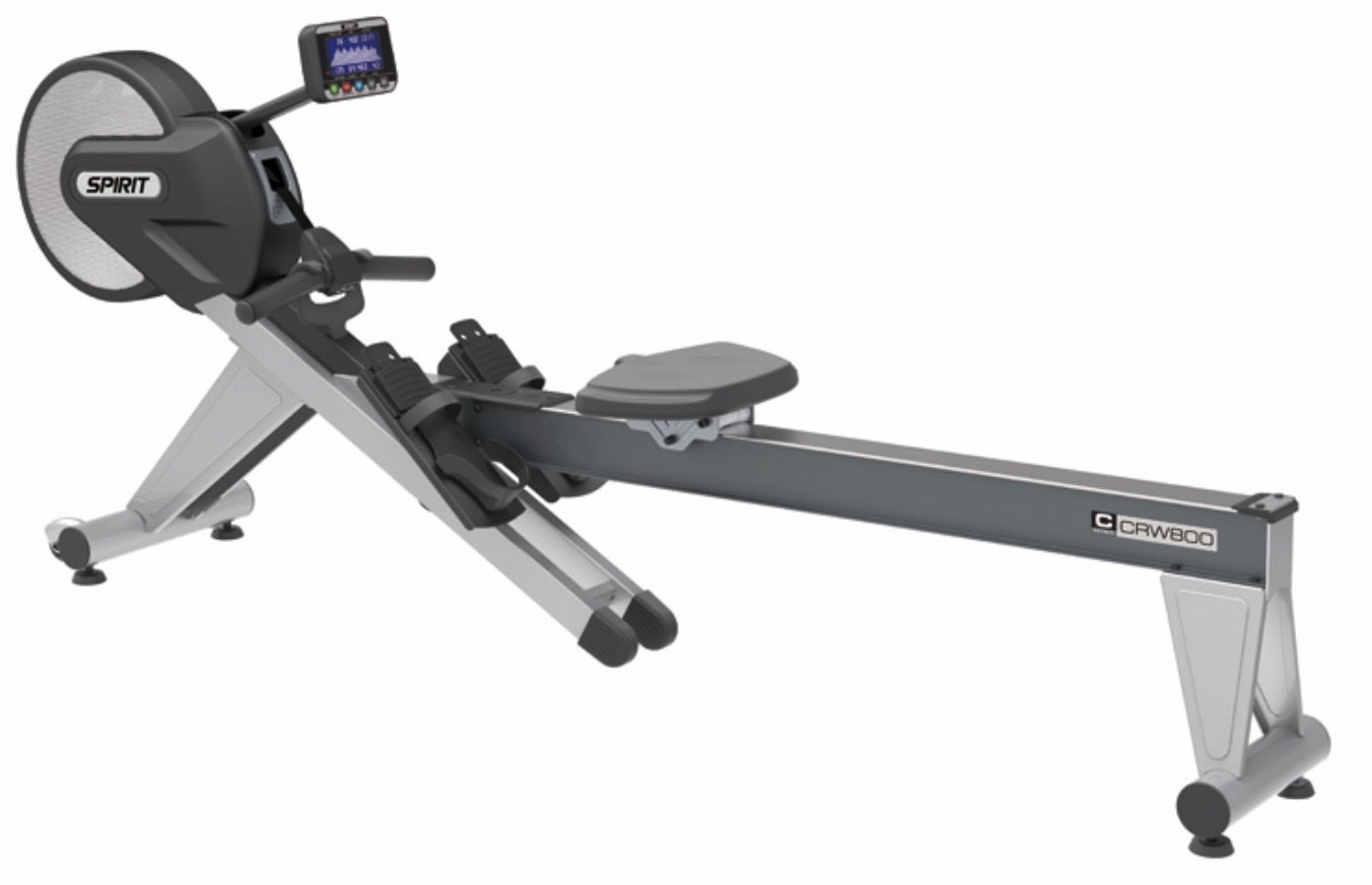 Spirit CRW800 Rower Review
