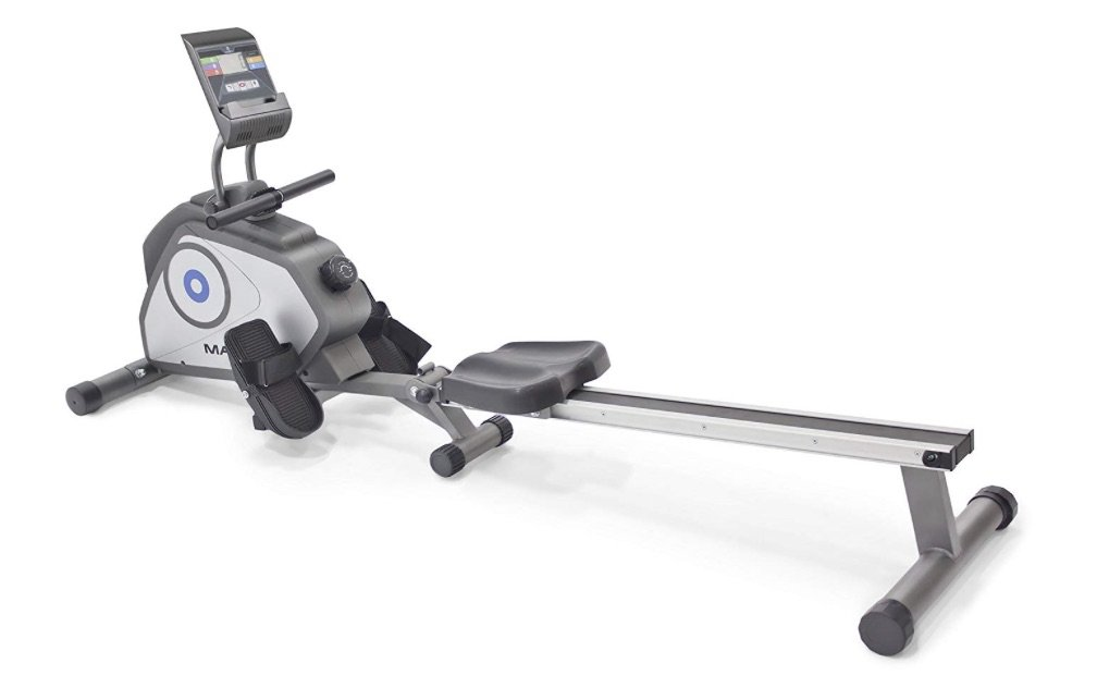 Marcy Magnetic Rowing Machine
