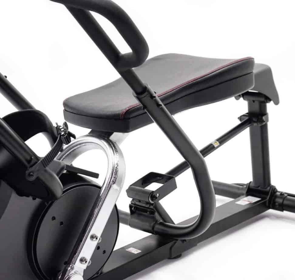 Inspire Fitness CR2 Cross Rower Comfort