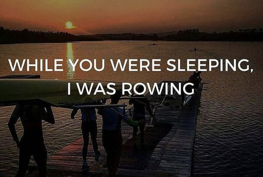 Best Rowing Quotes