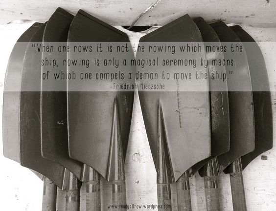 Rowing Sayings and Quotes