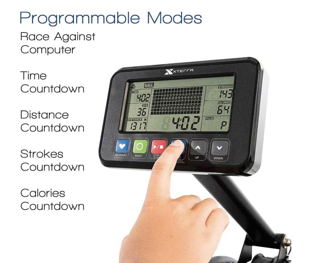 Erg600w Water Rower Monitor