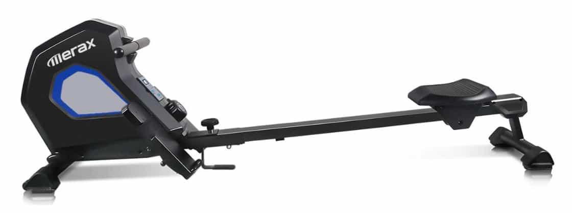 Merax MS037153BAA Indoor Magnetic Rowing Machine