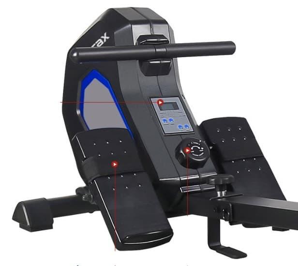 Merax Magnetic Exercise Rowing Machine