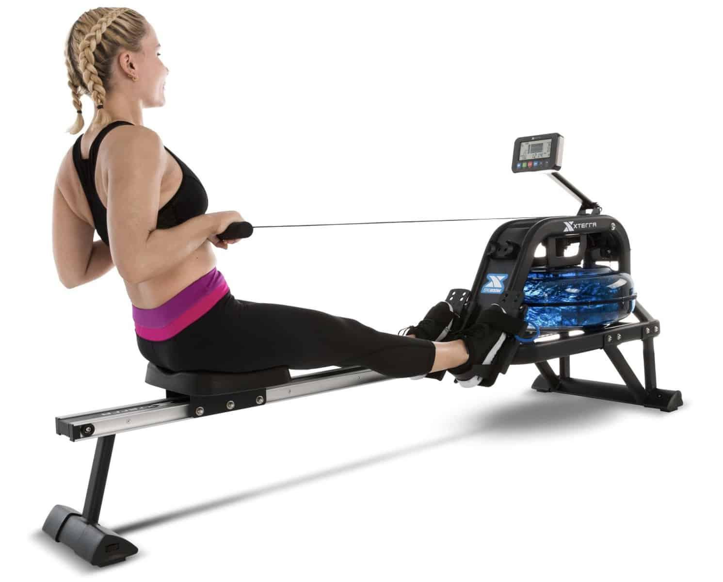 XTERRA Fitness ERG600W Water Rower Comfort