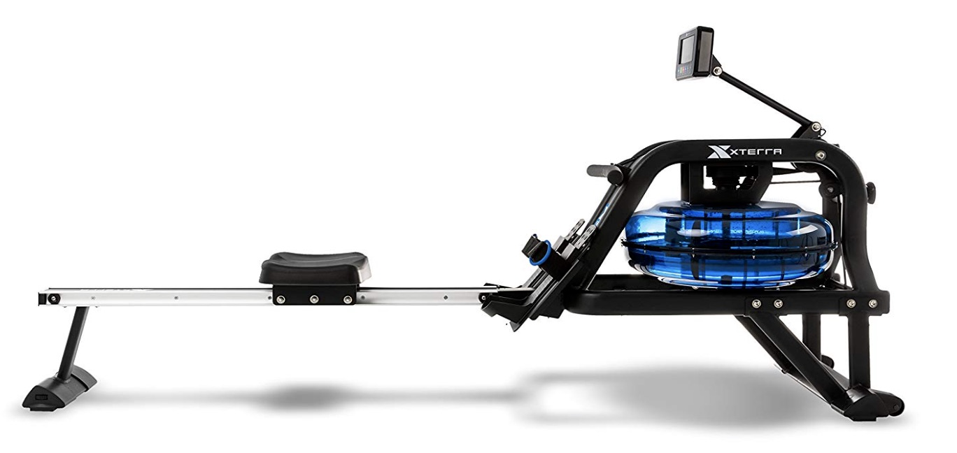 Xterra Water Rowing Machine Build Quality