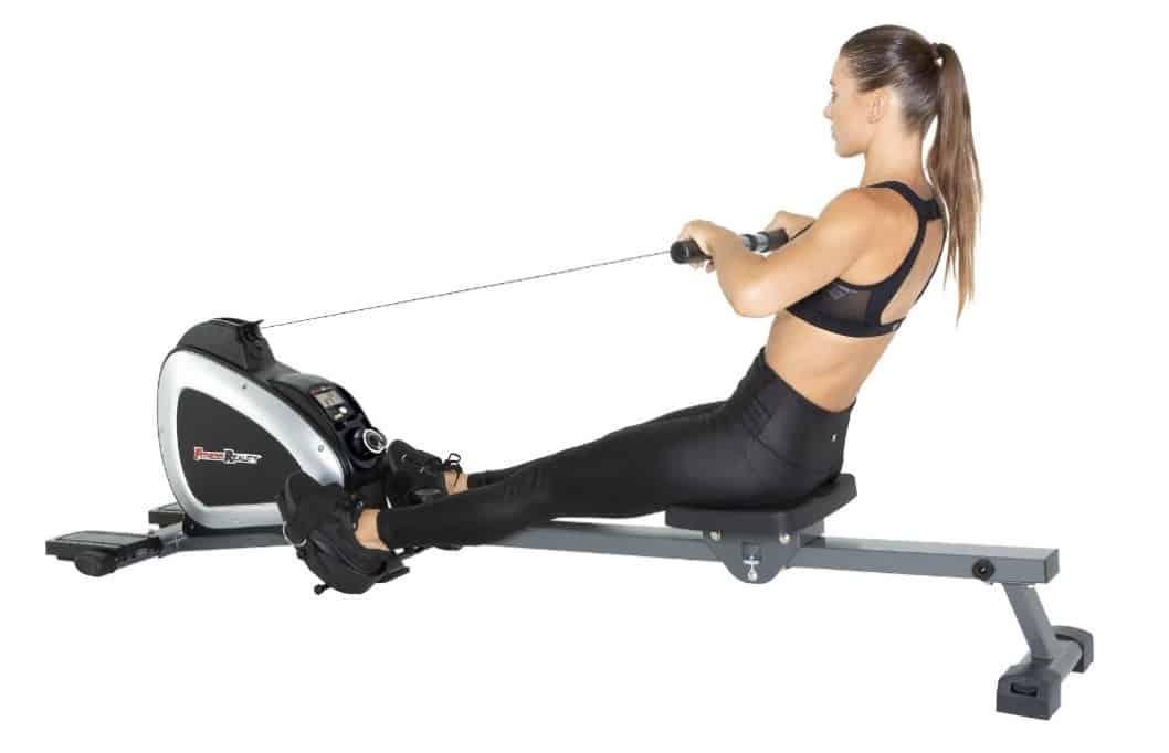 Fitness Reality 1000 Plus Rowing Machine Capacity