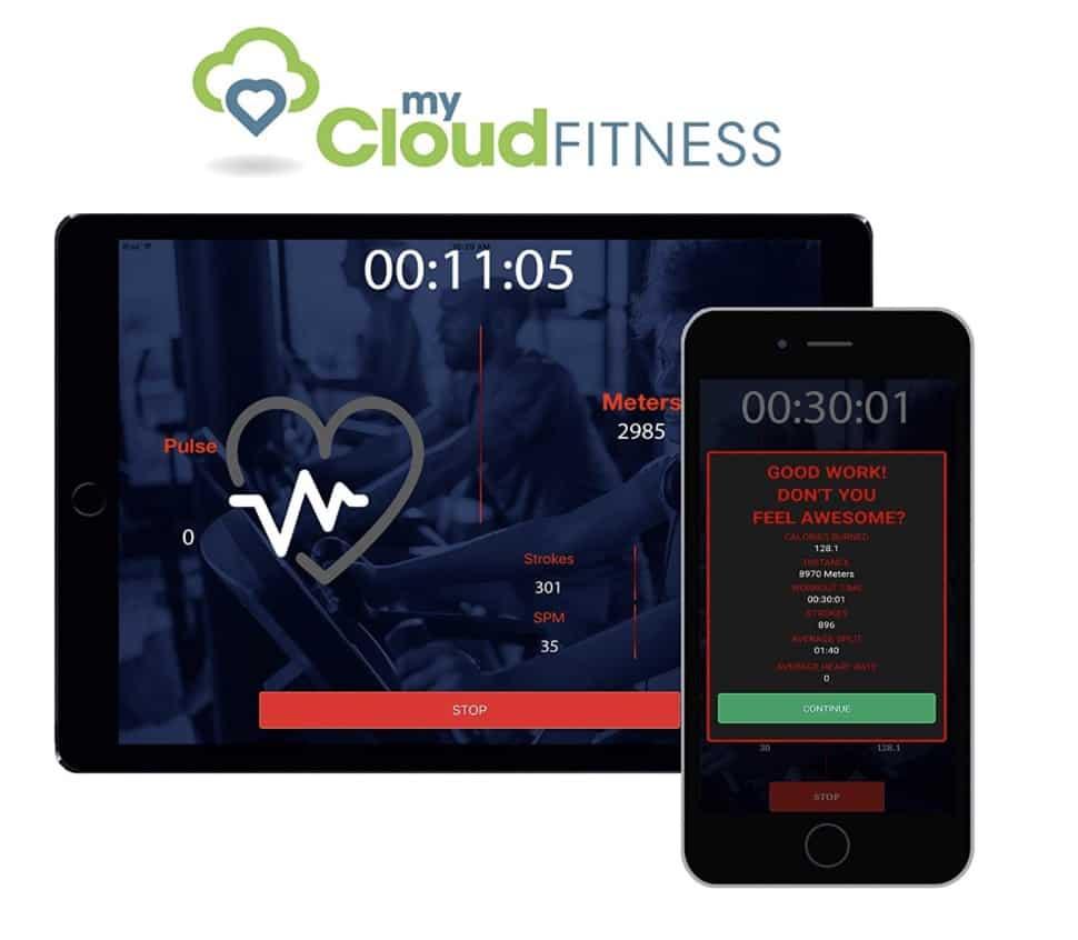 Fitness Reality Rowing Machine Bluetooth Free App