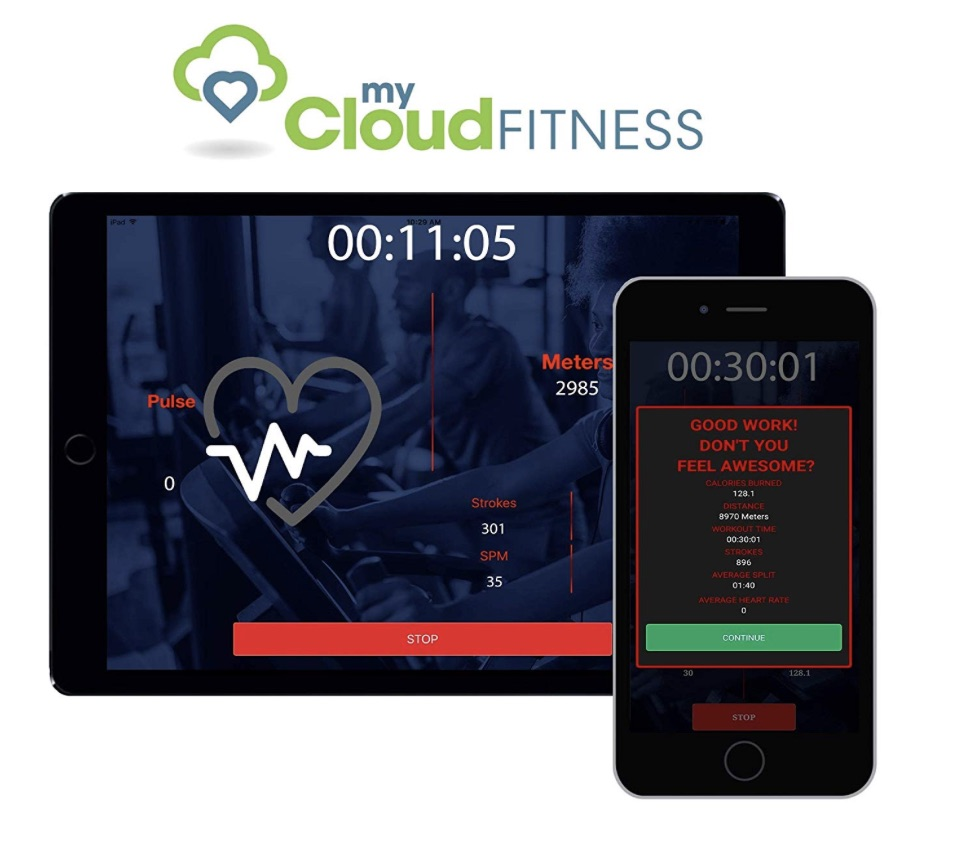 Fitness Reality Rowing Machine Bluetooth Free App