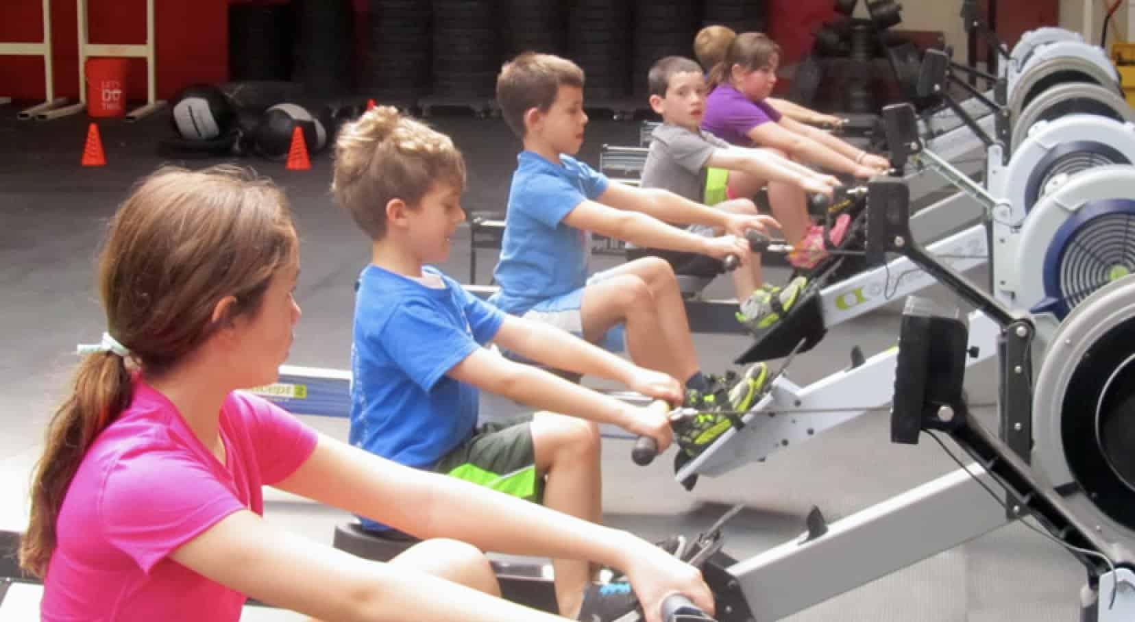 Best Rowing Machine Reviews Kids