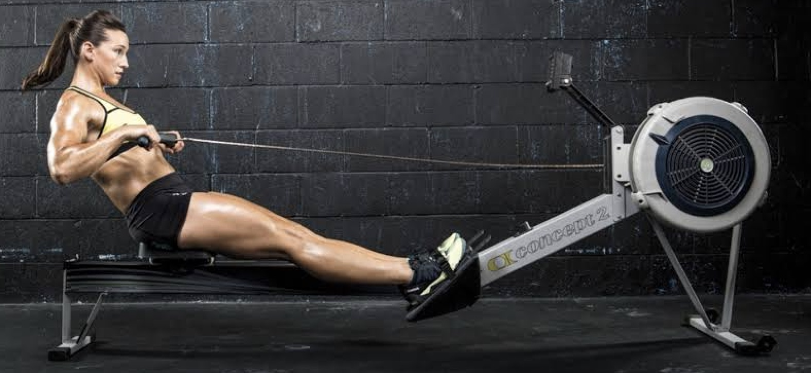 Rowing Machine Muscles