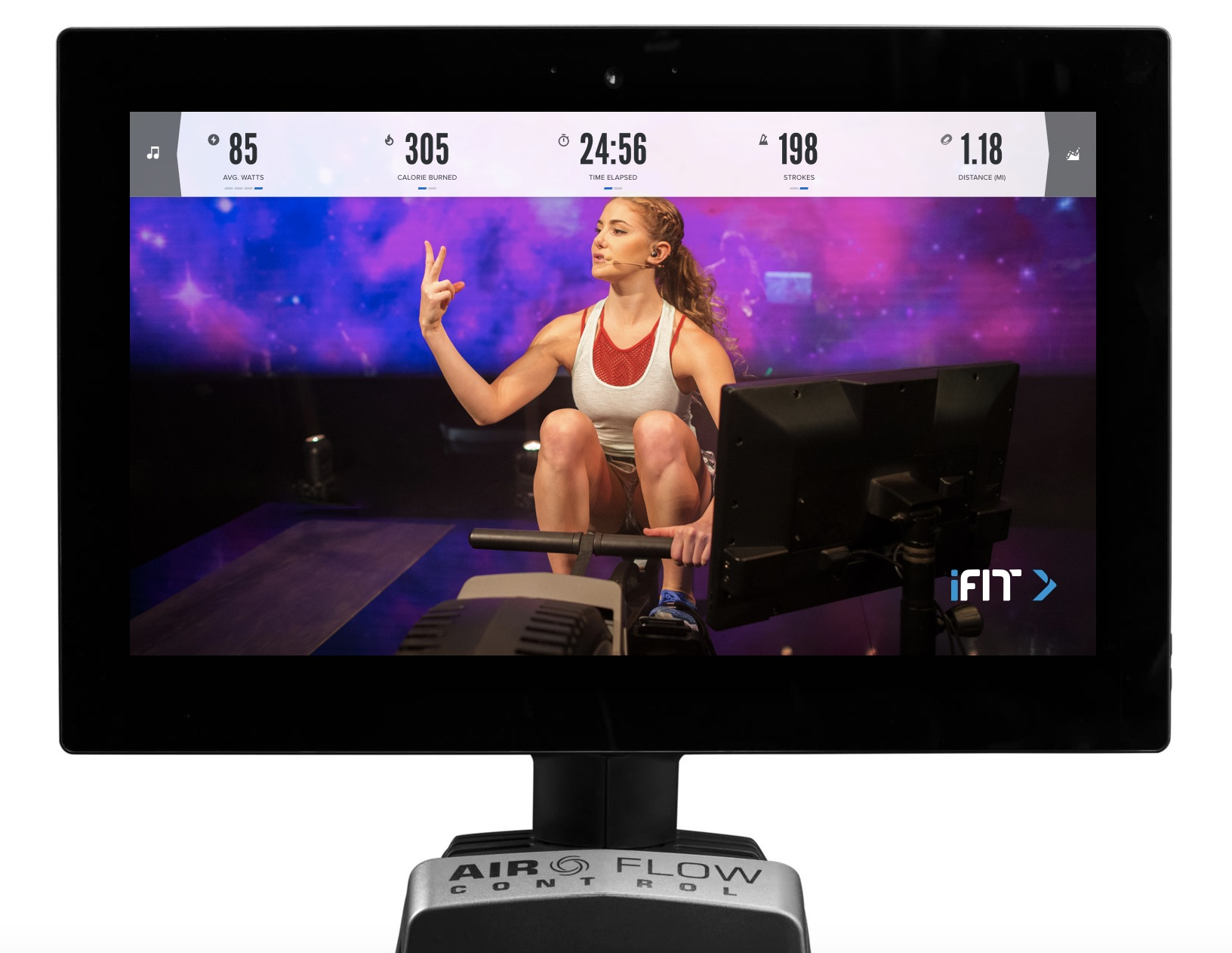 NordicTrack RW900 Rower Monitor