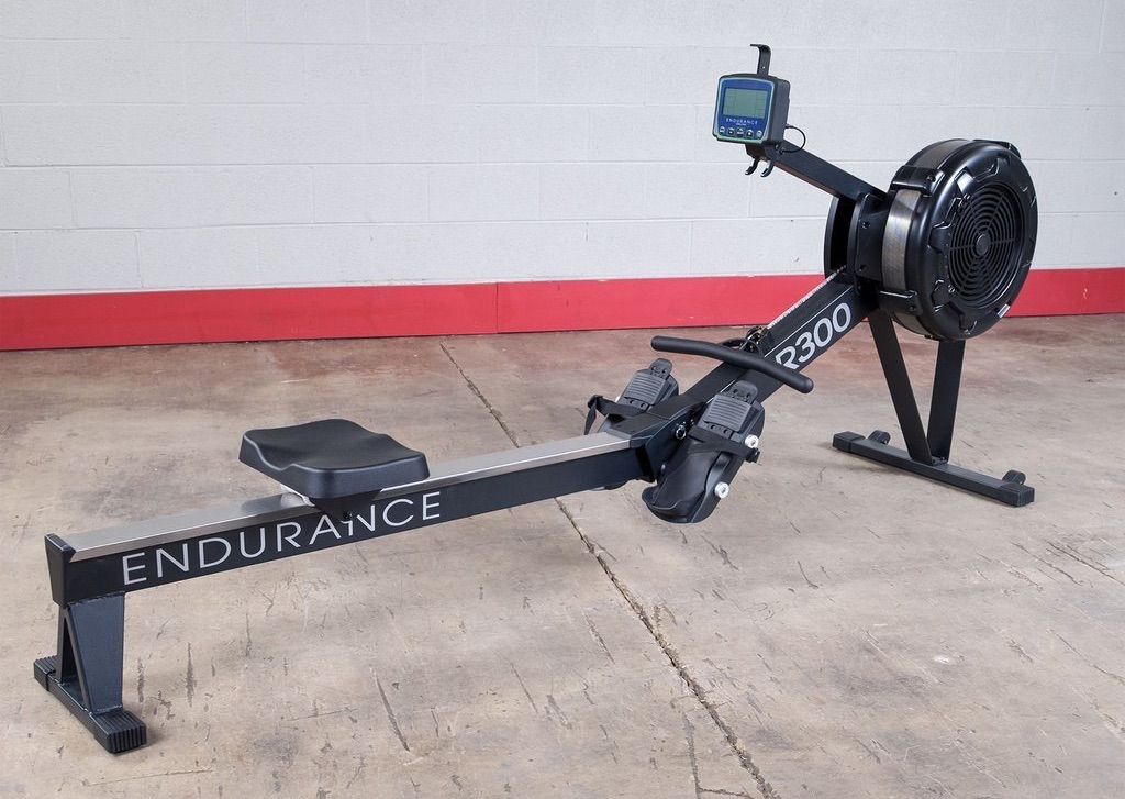 Body Solid Endurance R300 Rower Capacity