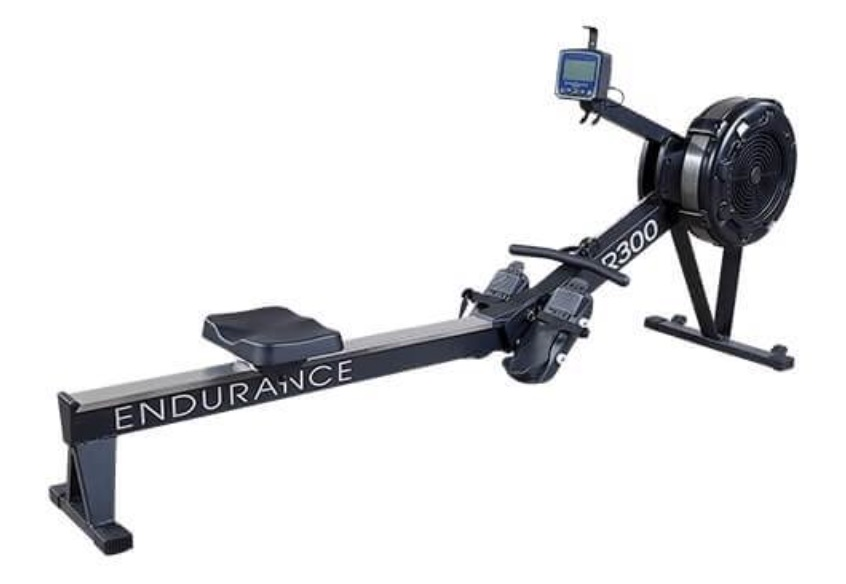 Body Solid Endurance R300 Rower Review