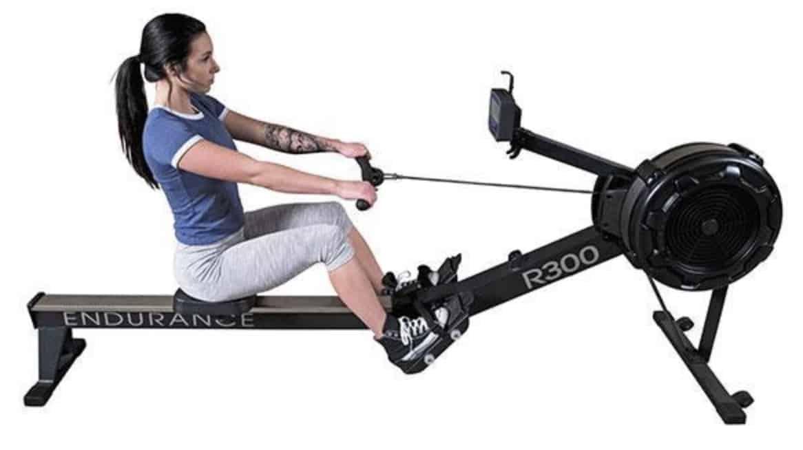 Body Solid Endurance R300 Rower
