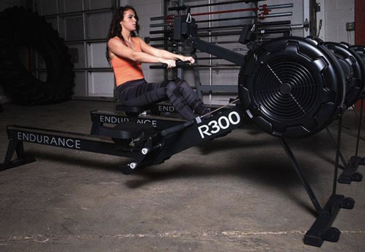 Endurance R300 Indoor Rower Quality