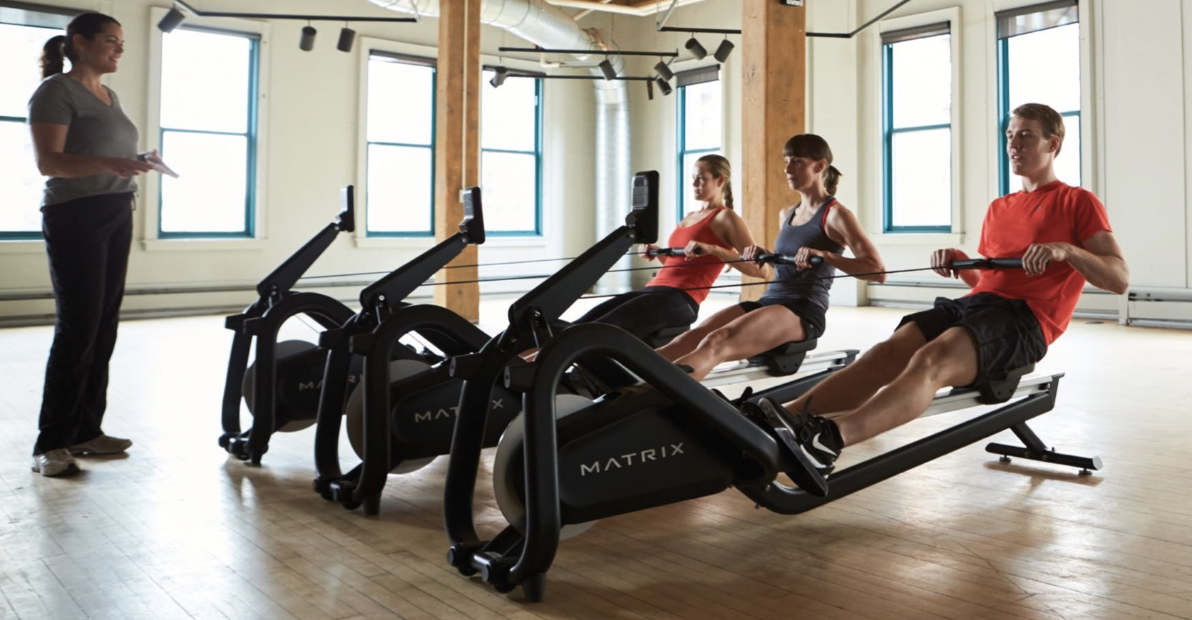Matrix Rower Build Quality