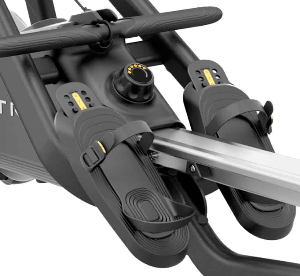 Matrix Rower Footrests