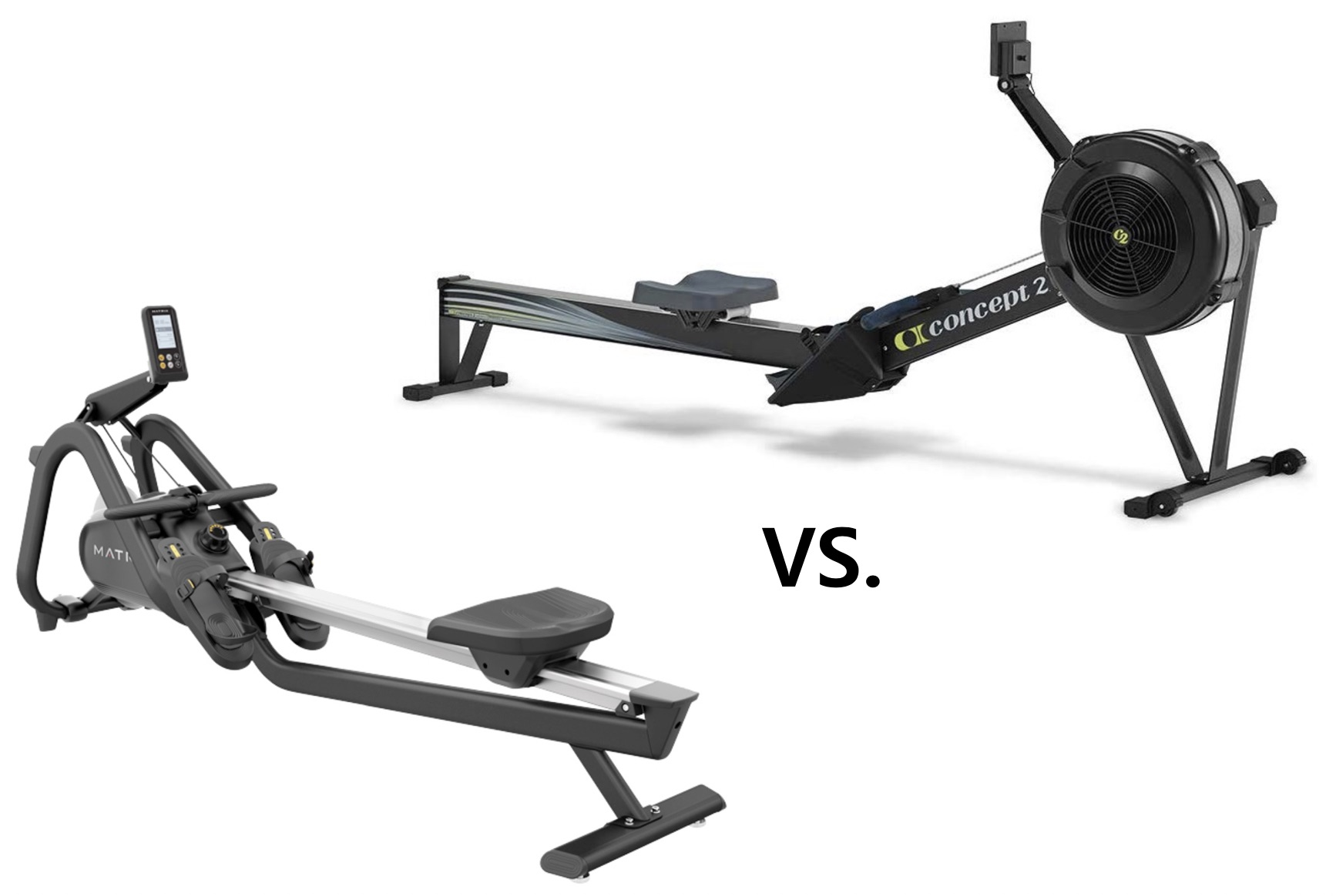 Matrix Rower vs. Concept2