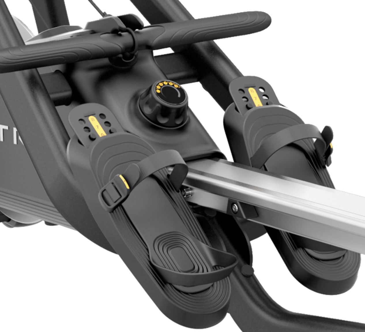 Matrix Rowing Machine Comfort