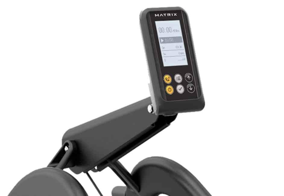 Matrix Rowing Machine Monitor