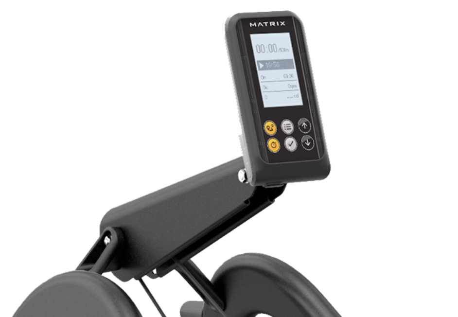 Matrix Rowing Machine Monitor