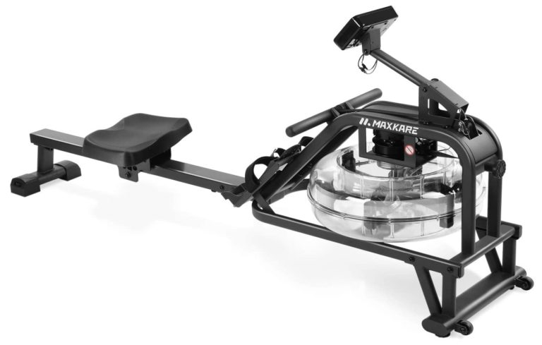 MaxKare Water Rowing Machine Review