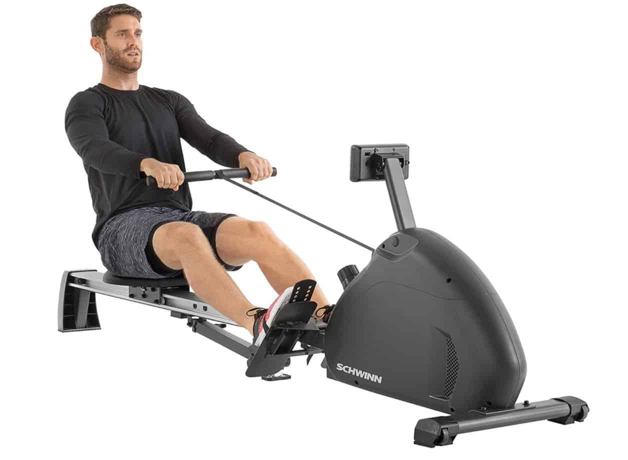 Schwinn Rower Capacity