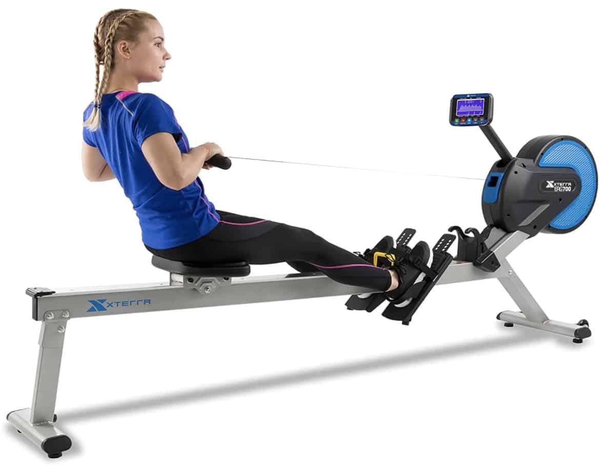 Xterra Erg700 Rowing Machine